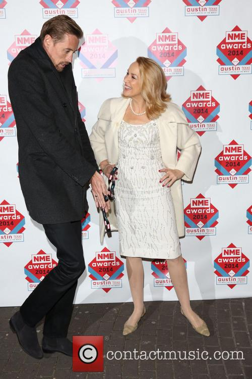 Jerry Hall and Peter Crouch 5