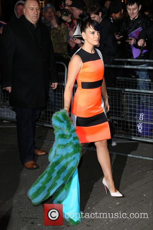 Lily Allen, The NME Awards