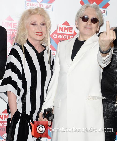 Blondie, Debbie Harry and Chris Stein 5