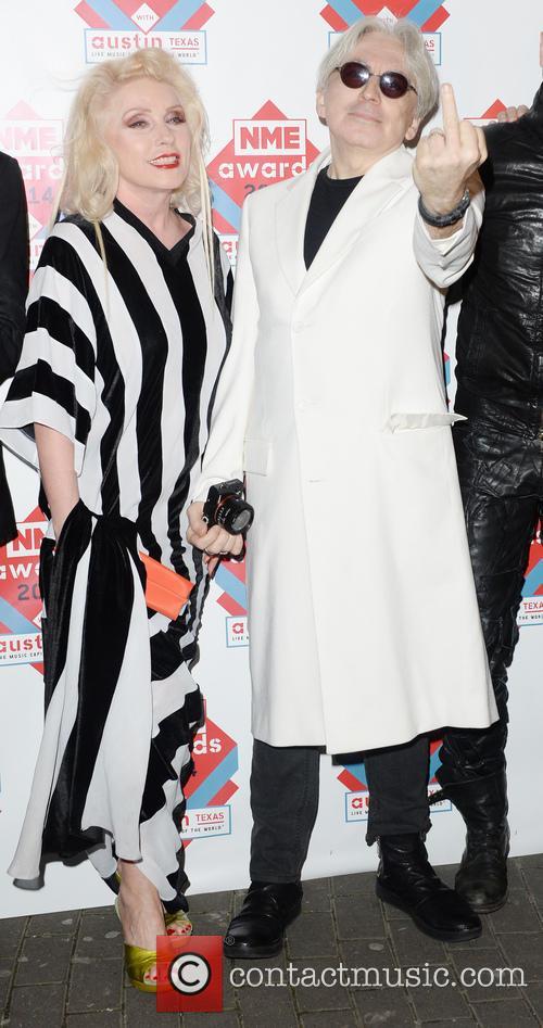 Blondie, Debbie Harry and Chris Stein 1
