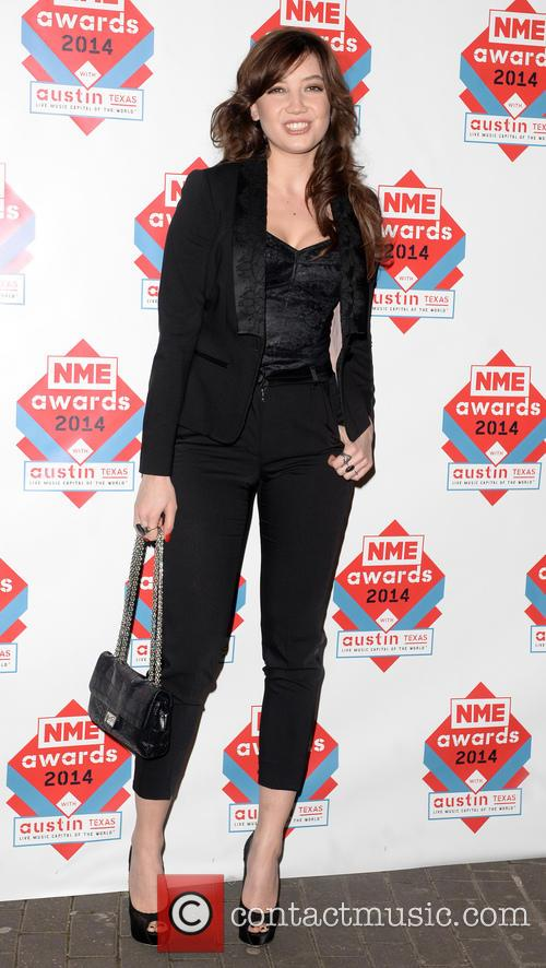 Daisy Lowe, The NME Awards