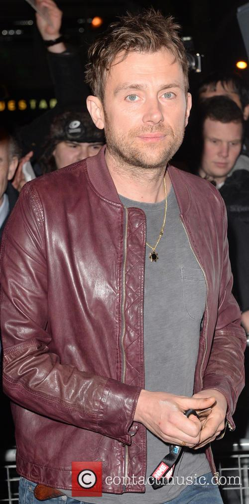 damon albarn the nme awards 2014 4086247