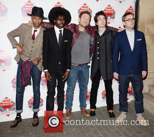 Damon Albarn, The NME Awards