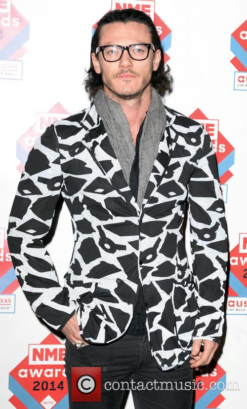 luke evans the nme awards 2014 4086276