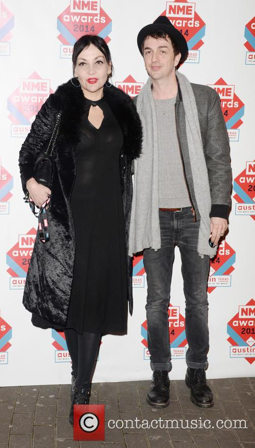 Pearl Lowe, Danny Goffey, The NME Awards