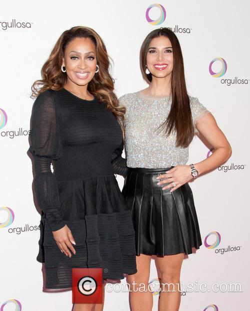 La La Anthony and Roselyn Sanchez 3