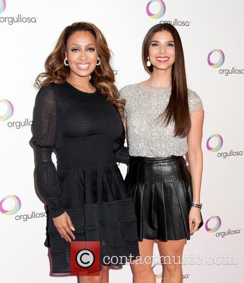 La La Anthony and Roselyn Sanchez 5