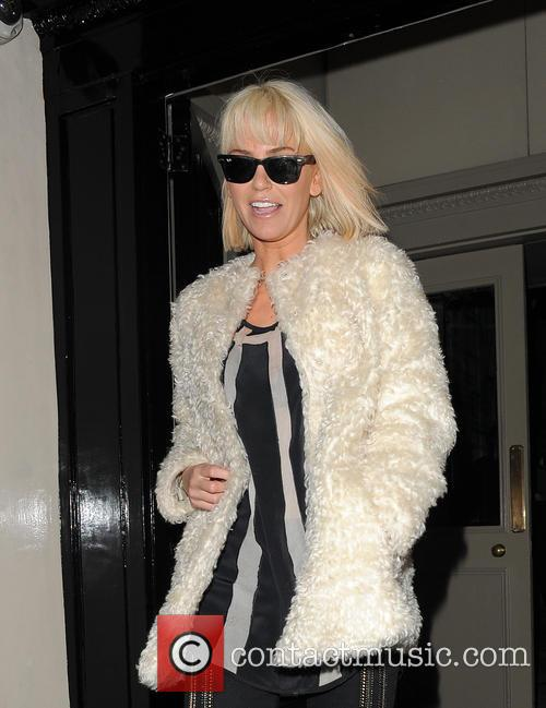 Sarah Harding Leaving Morton's club