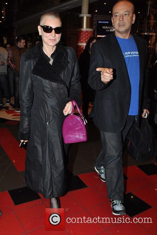 Sinead O'connor and John Reynolds 11