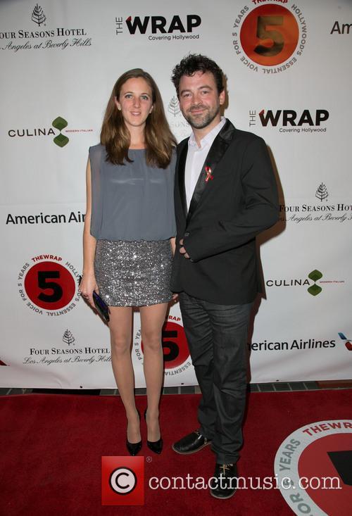 Magdalena Wolf and Ben Grossman 2