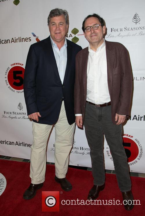 Michael Barker and Tom Bernard 2