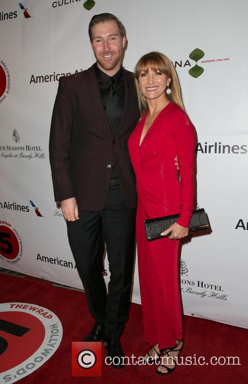 Sean M. Flynn and Jane Seymour 2