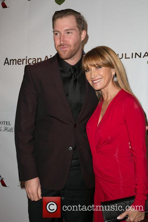 Sean M. Flynn and Jane Seymour 1