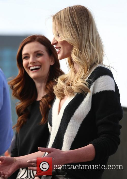 Anne Vyalitsyna and Lydia Hearst 1