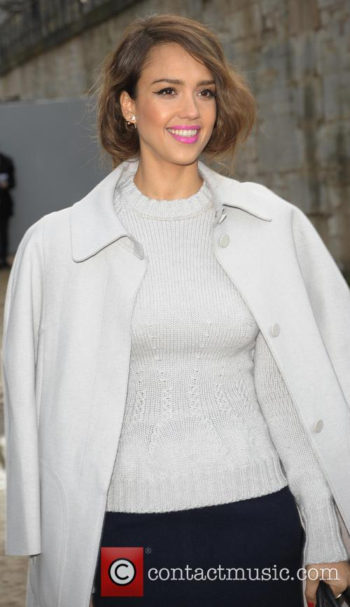 Celebrities at the Nina Ricci Fashion Show
