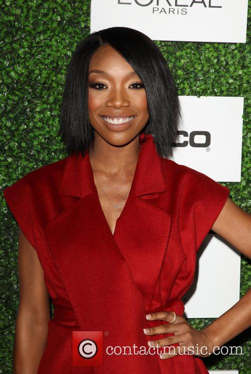 Brandy, The Beverly Hills Hotel