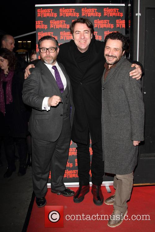 Andy Nyman, Jonathan Ross and Jeremy Dyson 2