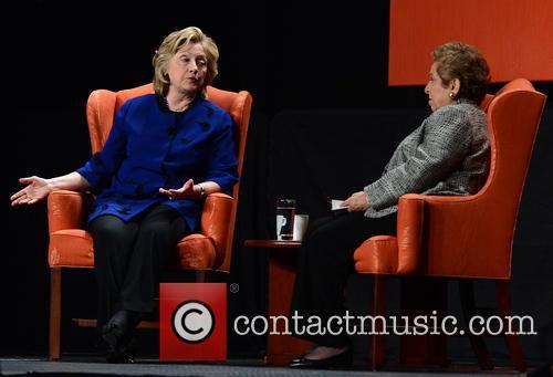 Hillary Rodham Clinton, Hillary Clinton and Donna E Shalala
