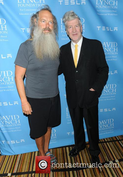 Rick Rubin and David Lynch 2