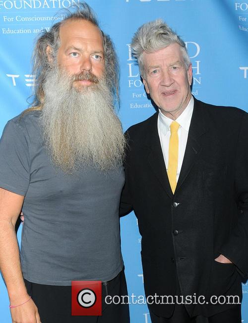 Rick Rubin and David Lynch 4
