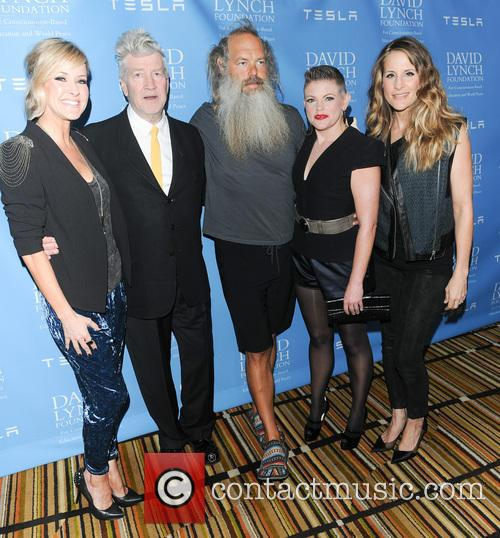 Rick Rubin, The Dixie Chicks, Natalie Maines and David Lynch 3