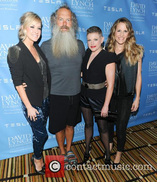 Rick Rubin, The Dixie Chicks, Natalie Maines, David Lynch, Beverly Wilshire Hotel