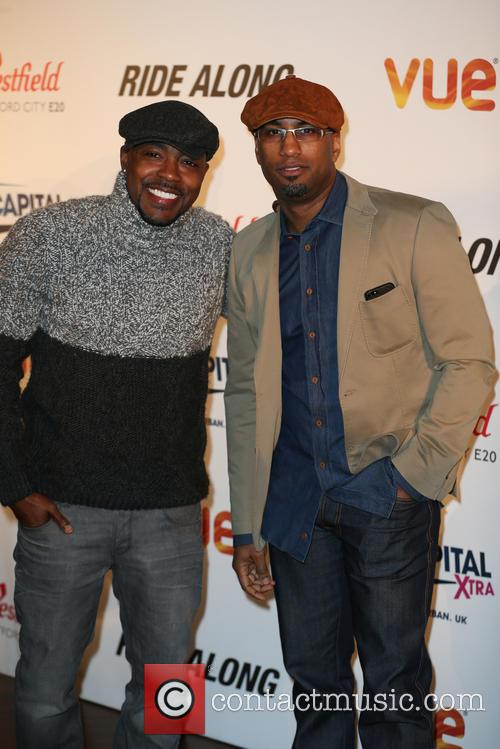 Will Packer and Tim Story 2