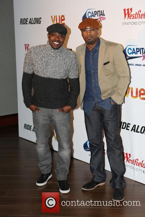 Will Packer and Tim Story 1