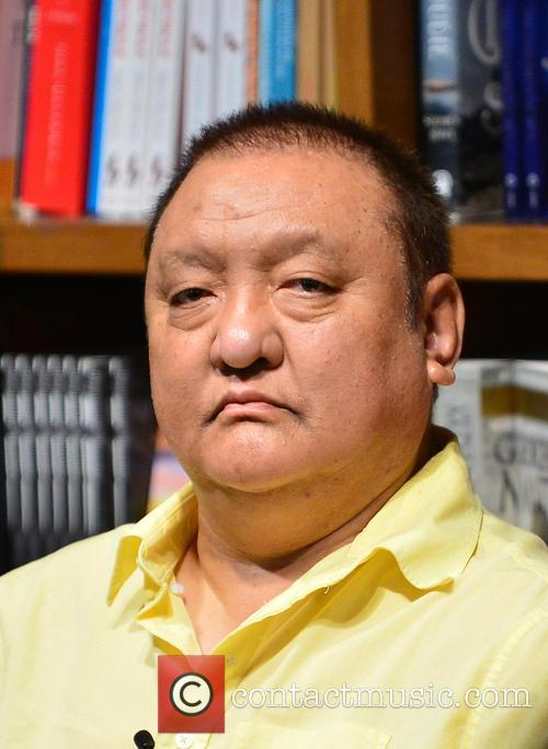 Shamar Rinpoche promotes his book