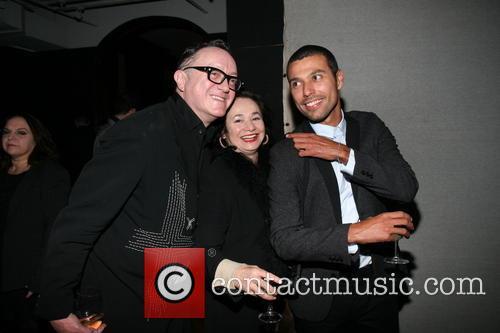 Andrew Martin Weber, Gigi Vera Pérez and Fabrizio Arrieta 2