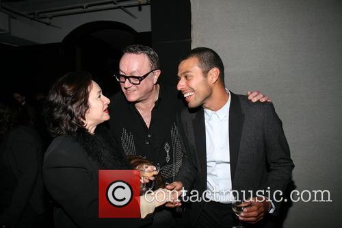 Gigi Vera Pérez, Andrew Martin Weber and Fabrizio Arrieta 3