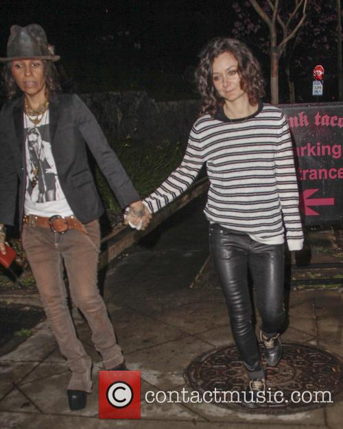 Sarah Gilbert and Linda Perry 3