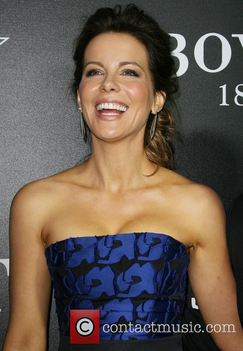 Kate Beckinsale, Sunset Tower Hotel