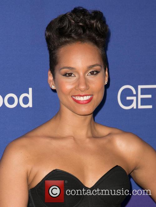 Alicia Keys, Sony Pictures Studios