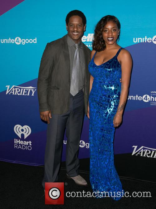 Blair Underwood and Sydney Nicole 5