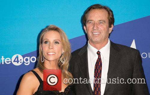 Cheryl Hines and Robert F. Kennedy Jr. 2