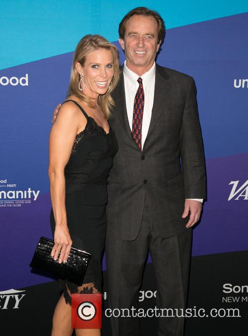 Cheryl Hines and Robert F. Kennedy Jr. 4