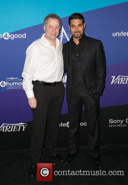 Guest and Wilmer Valderrama 1