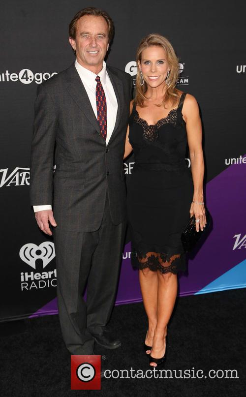 Robert F. Kennedy Jr and Cheryl Hines 5
