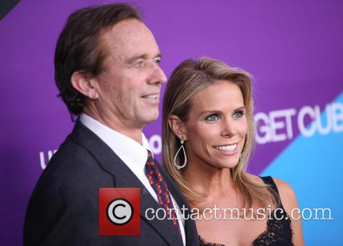 Robert F. Kennedy Jr and Cheryl Hines 6
