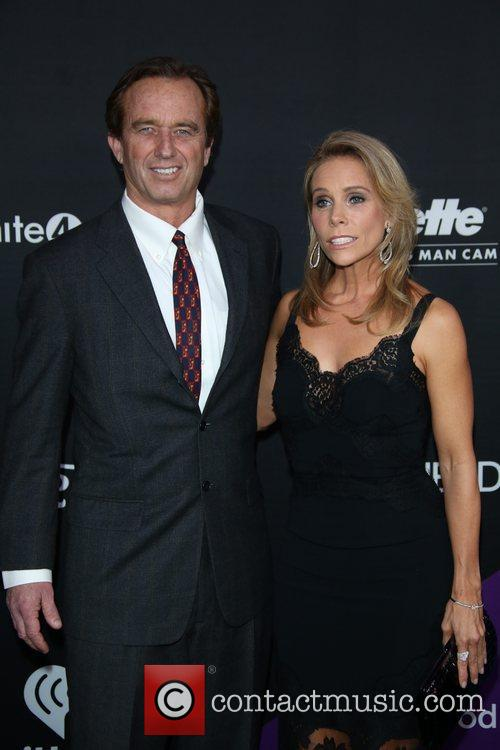 Robert F. Kennedy Jr. and Cheryl Hines 4