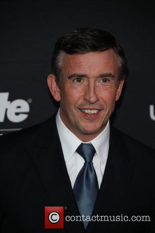 Steve Coogan Forced To Spend Night In Car Having Become Trapped By Landslide During Storm Desmond