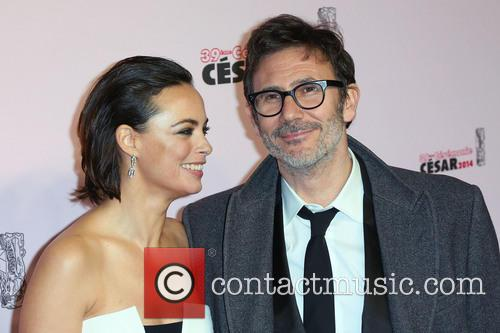 Berenice Bejo and Michel Hazanavicius 2