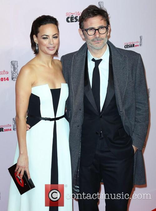 Berenice Bejo and Michel Hazanavicius 3