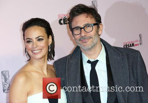 Berenice Bejo and Michel Hazanavicius 1
