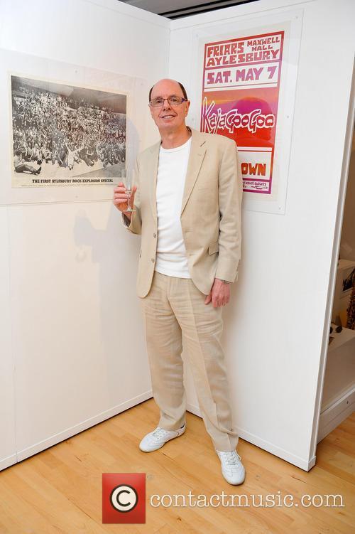 David Stopps  Managing Director Fml International Artist Management 3