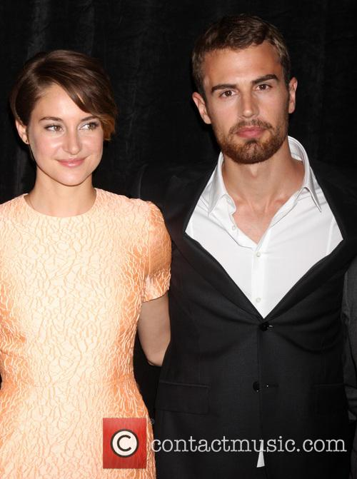 are shailene and theo still dating after a year