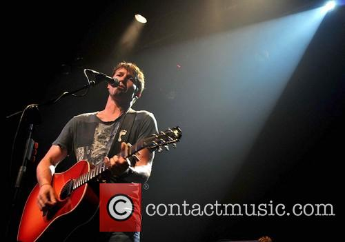James Blunt performs in Dublin