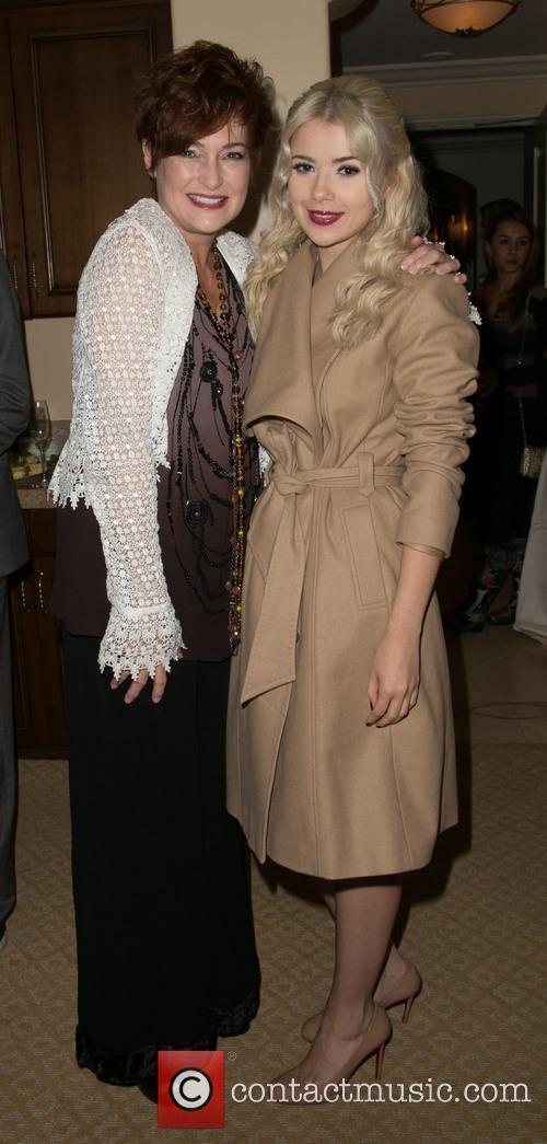 Carolyn Hennesy and Mika Newton 6