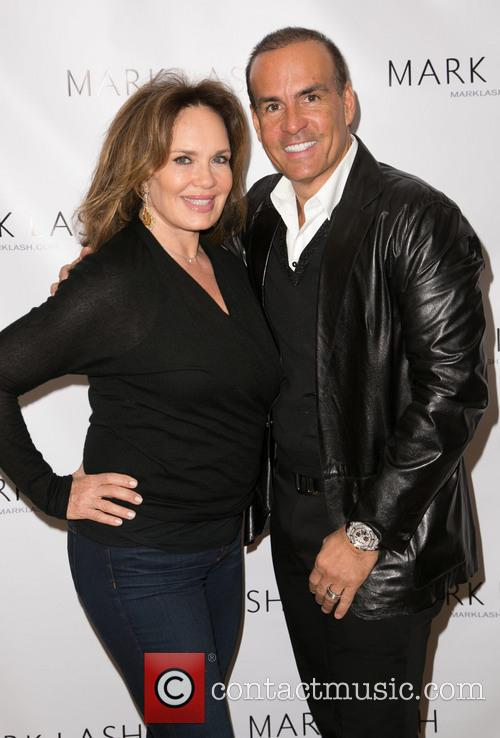 Catherine Bach, Mark Lash, The Montage Hotel in Beverly Hills